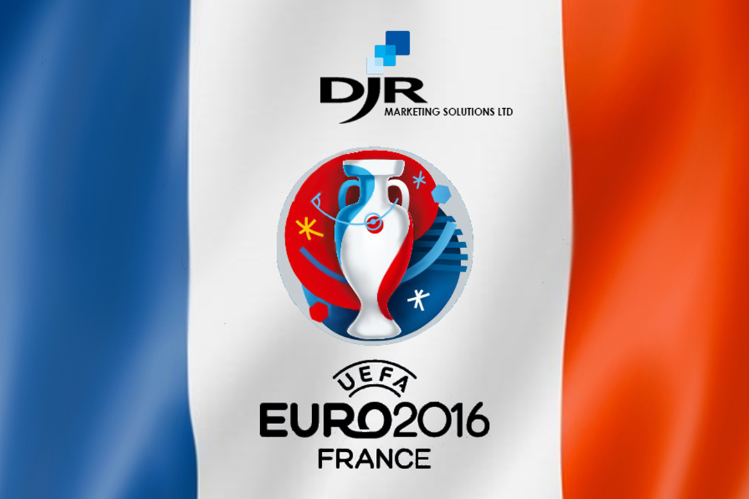 DJR Marketing is celebrating Euro 2016!
